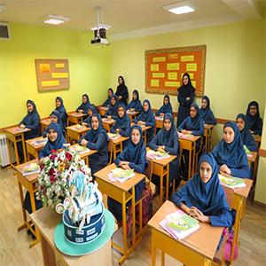 دبیرستان دخترانه روشنگران
