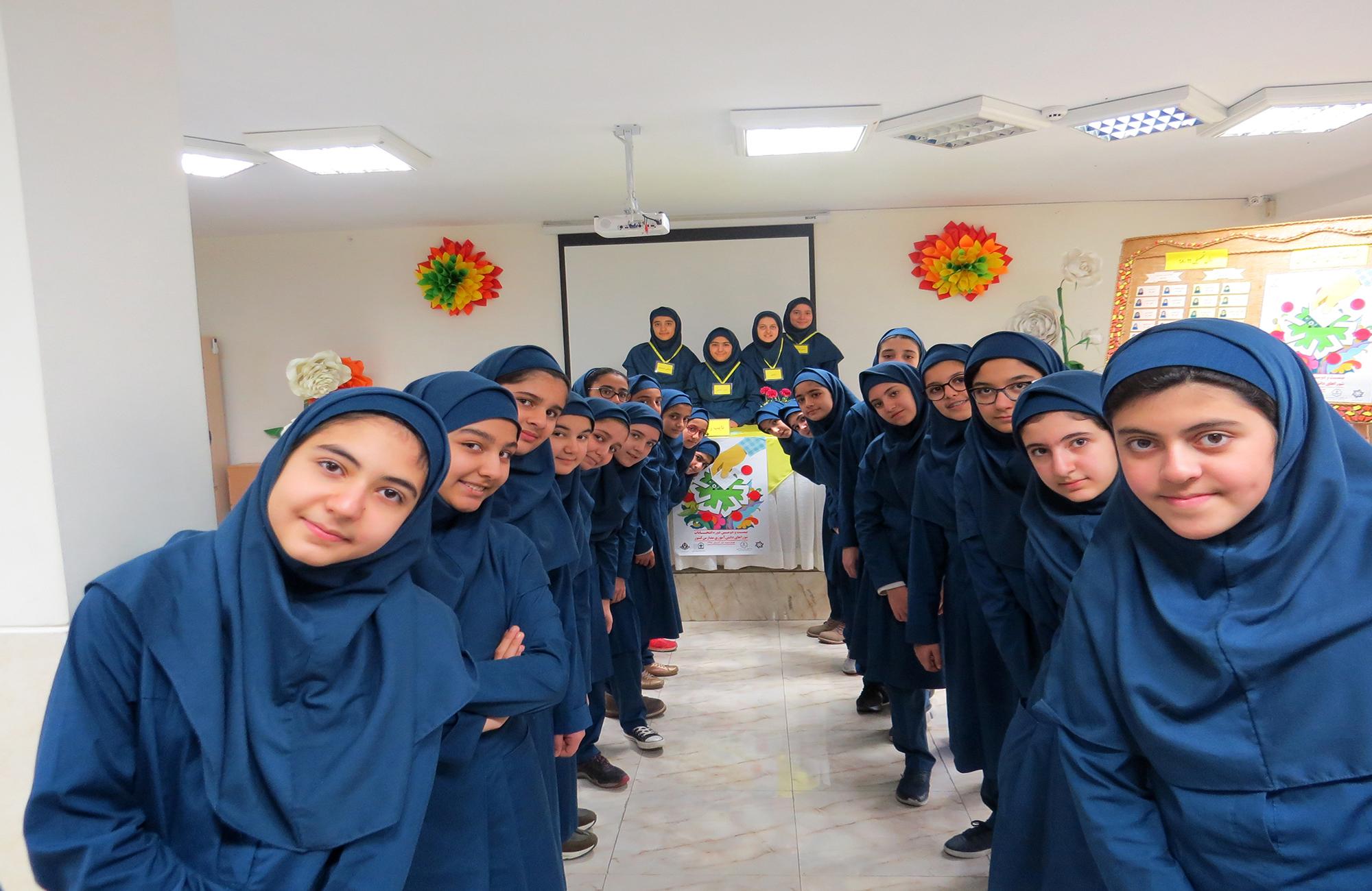انتخابات شورای دانش آموزی (3)