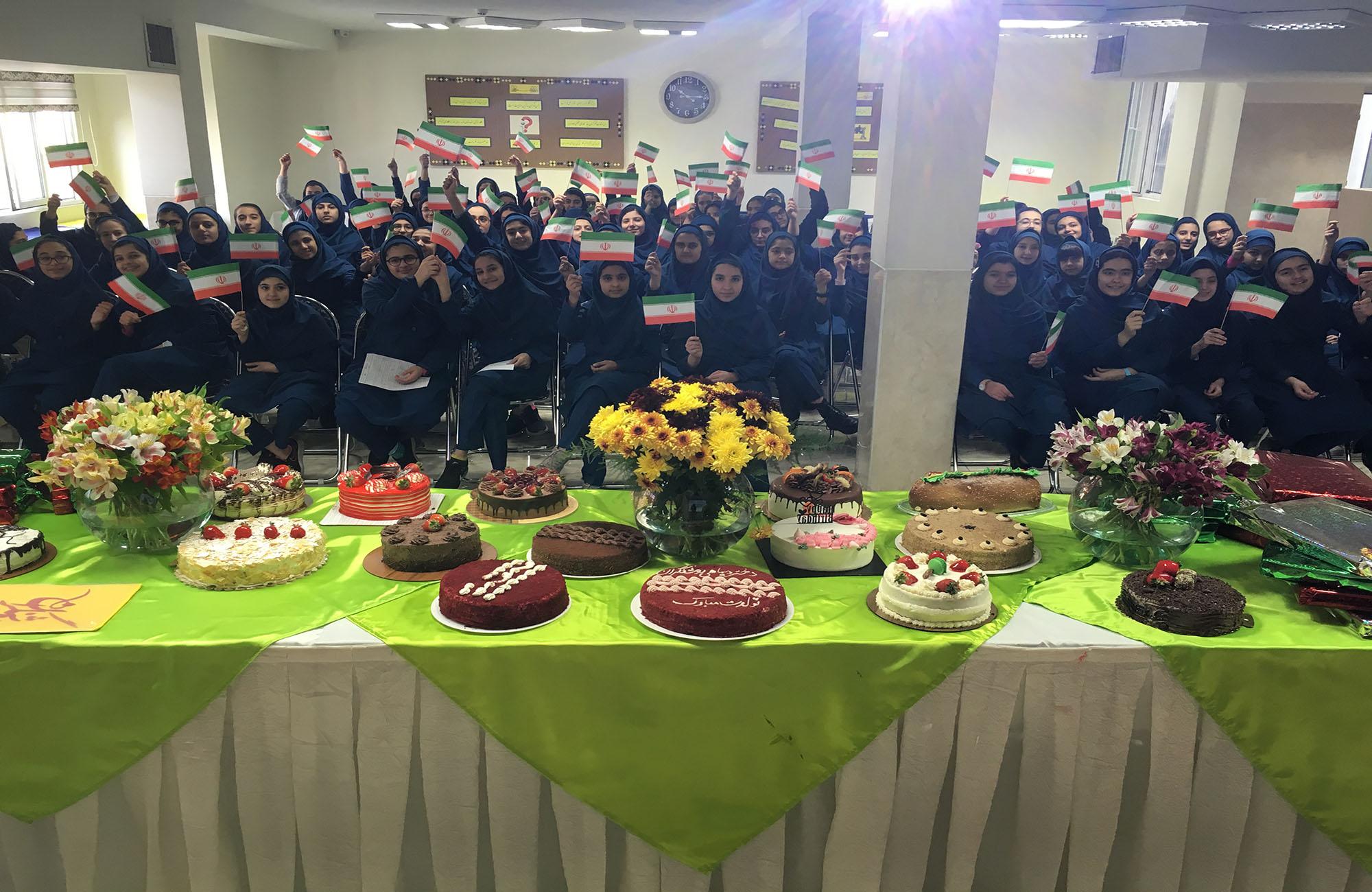 جشن 22 بهمن (2)