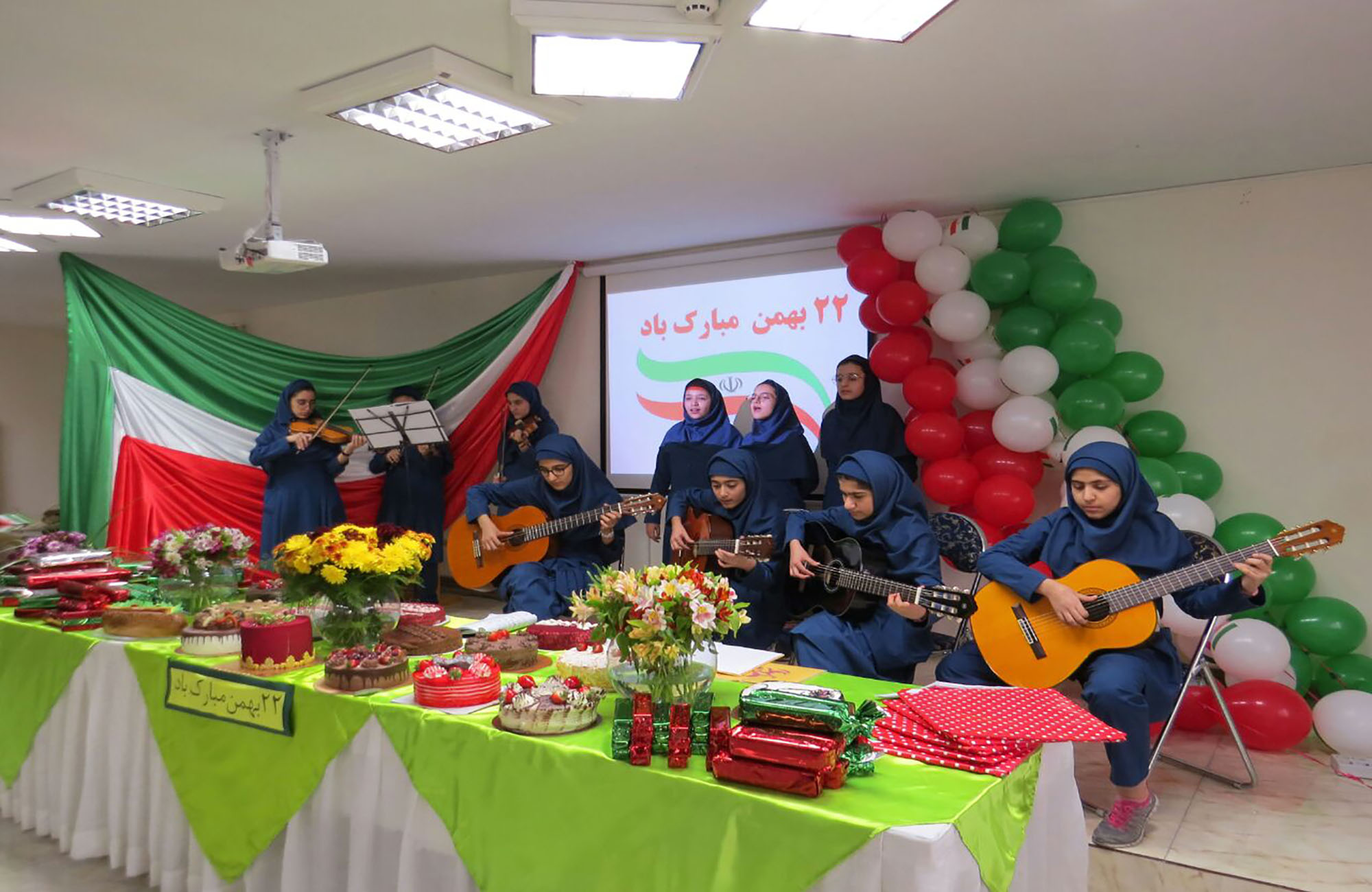 جشن 22 بهمن (9)